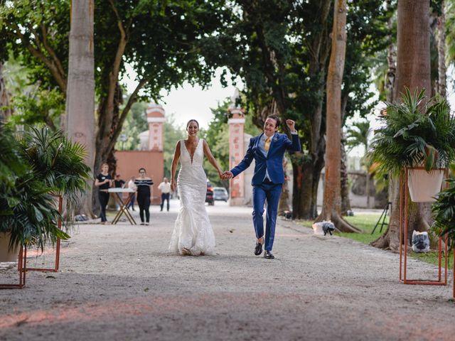 La boda de Rodrigo y Paula en Mérida, Yucatán 67