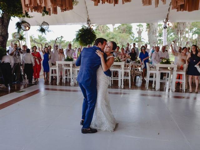 La boda de Rodrigo y Paula en Mérida, Yucatán 69