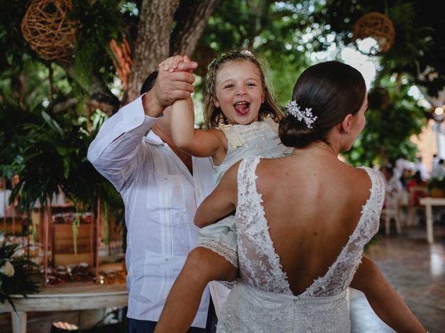 La boda de Rodrigo y Paula en Mérida, Yucatán 71