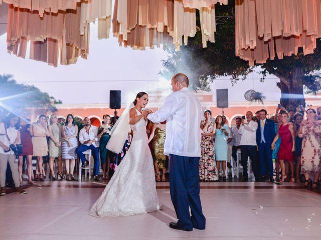 La boda de Rodrigo y Paula en Mérida, Yucatán 80