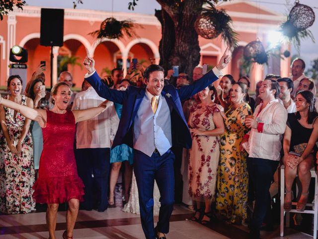La boda de Rodrigo y Paula en Mérida, Yucatán 84