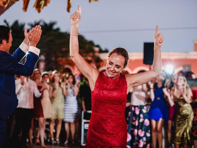 La boda de Rodrigo y Paula en Mérida, Yucatán 90
