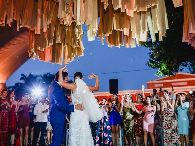 La boda de Rodrigo y Paula en Mérida, Yucatán 103