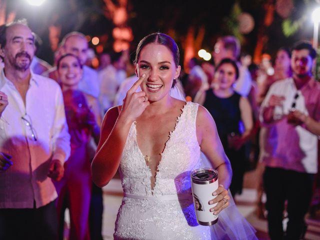 La boda de Rodrigo y Paula en Mérida, Yucatán 108