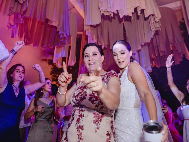 La boda de Rodrigo y Paula en Mérida, Yucatán 116