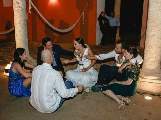 La boda de Rodrigo y Paula en Mérida, Yucatán 122