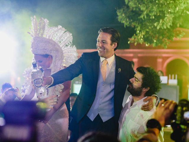 La boda de Rodrigo y Paula en Mérida, Yucatán 132