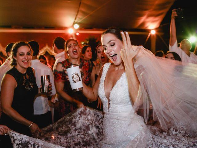 La boda de Rodrigo y Paula en Mérida, Yucatán 149