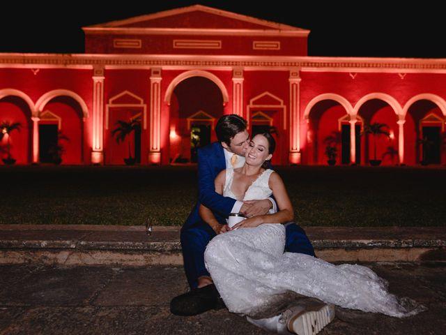 La boda de Rodrigo y Paula en Mérida, Yucatán 152
