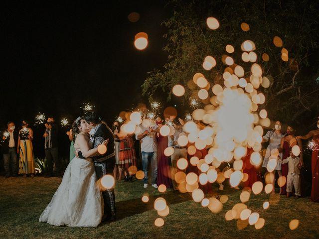 La boda de Alberto y Diana en Soyaniquilpan de Juárez, Estado México 2