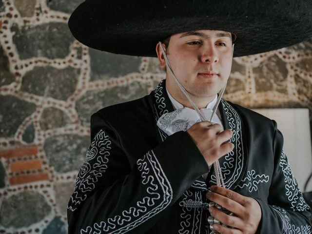 La boda de Alberto y Diana en Soyaniquilpan de Juárez, Estado México 24