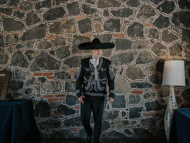 La boda de Alberto y Diana en Soyaniquilpan de Juárez, Estado México 25