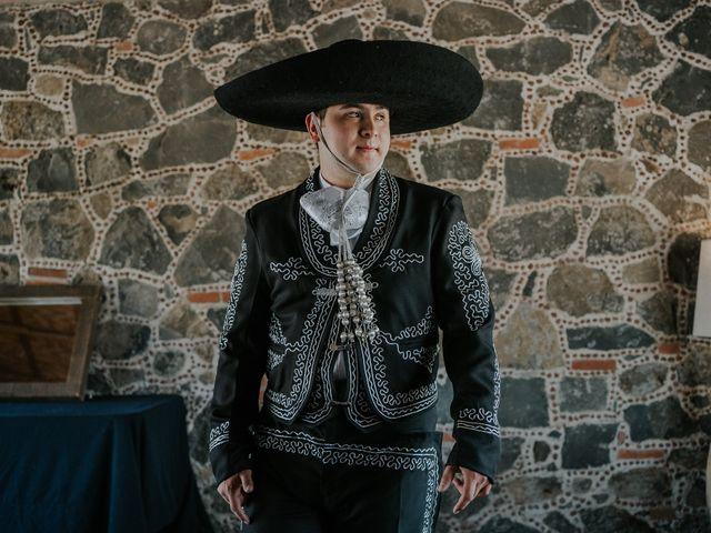 La boda de Alberto y Diana en Soyaniquilpan de Juárez, Estado México 26