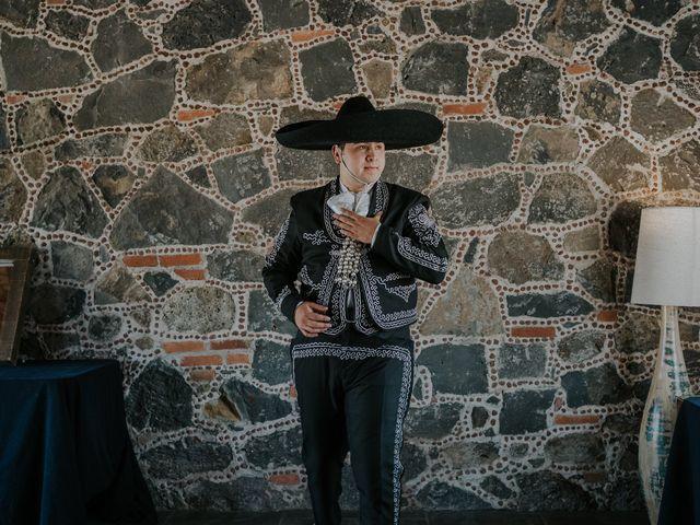 La boda de Alberto y Diana en Soyaniquilpan de Juárez, Estado México 27