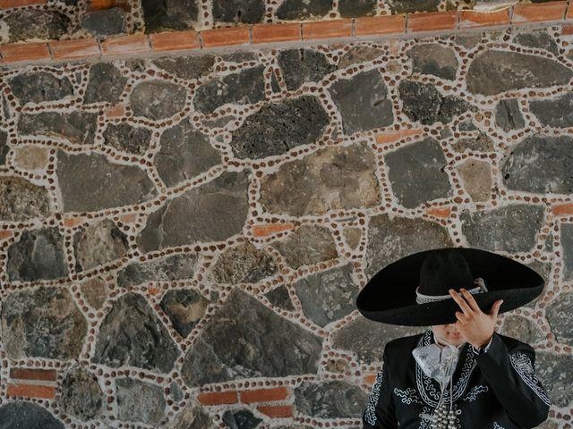 La boda de Alberto y Diana en Soyaniquilpan de Juárez, Estado México 28
