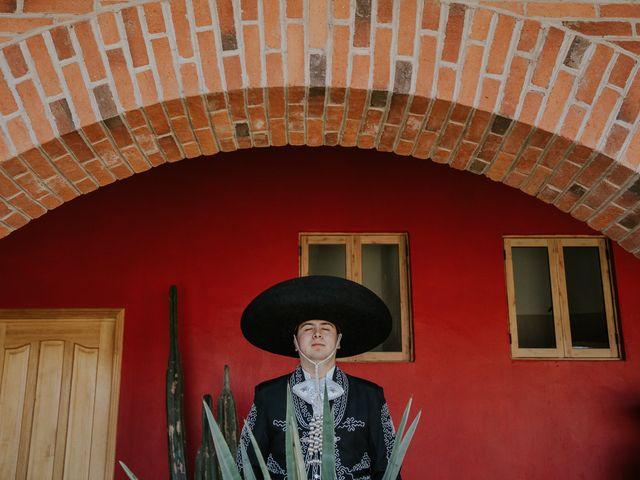 La boda de Alberto y Diana en Soyaniquilpan de Juárez, Estado México 29