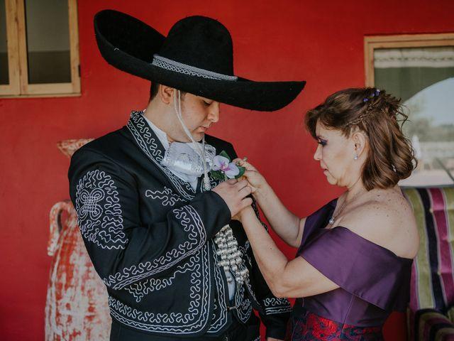 La boda de Alberto y Diana en Soyaniquilpan de Juárez, Estado México 31