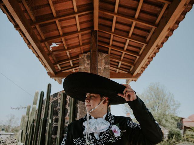 La boda de Alberto y Diana en Soyaniquilpan de Juárez, Estado México 33
