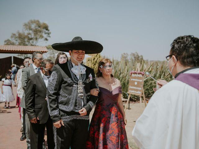 La boda de Alberto y Diana en Soyaniquilpan de Juárez, Estado México 37