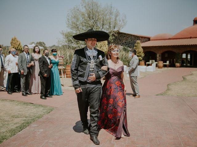 La boda de Alberto y Diana en Soyaniquilpan de Juárez, Estado México 39