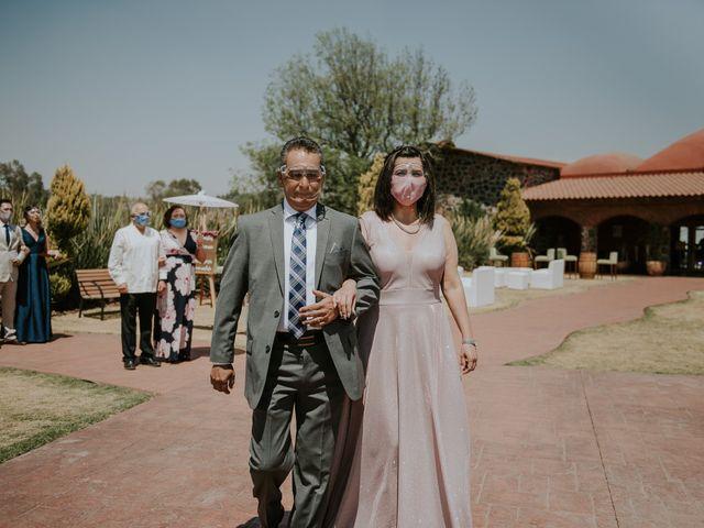 La boda de Alberto y Diana en Soyaniquilpan de Juárez, Estado México 41