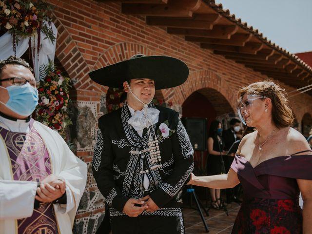 La boda de Alberto y Diana en Soyaniquilpan de Juárez, Estado México 50