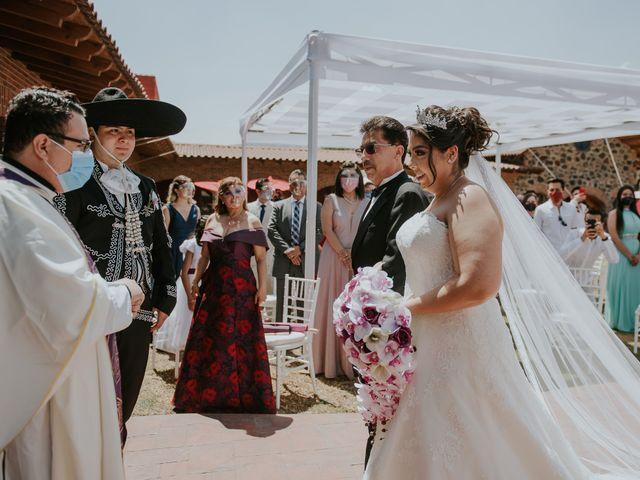 La boda de Alberto y Diana en Soyaniquilpan de Juárez, Estado México 51