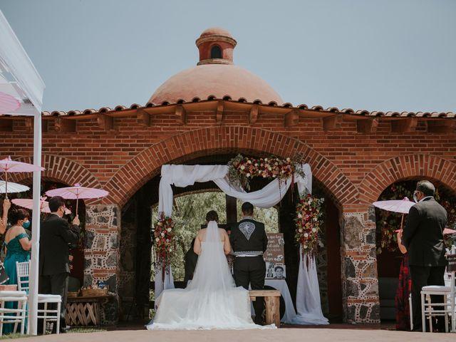 La boda de Alberto y Diana en Soyaniquilpan de Juárez, Estado México 52