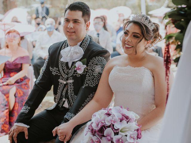 La boda de Alberto y Diana en Soyaniquilpan de Juárez, Estado México 53