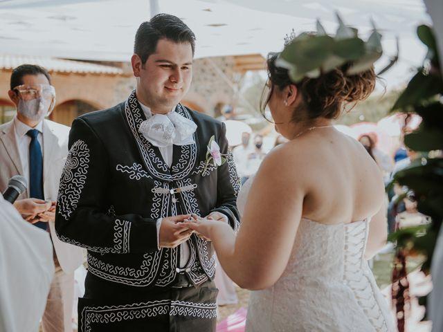 La boda de Alberto y Diana en Soyaniquilpan de Juárez, Estado México 54