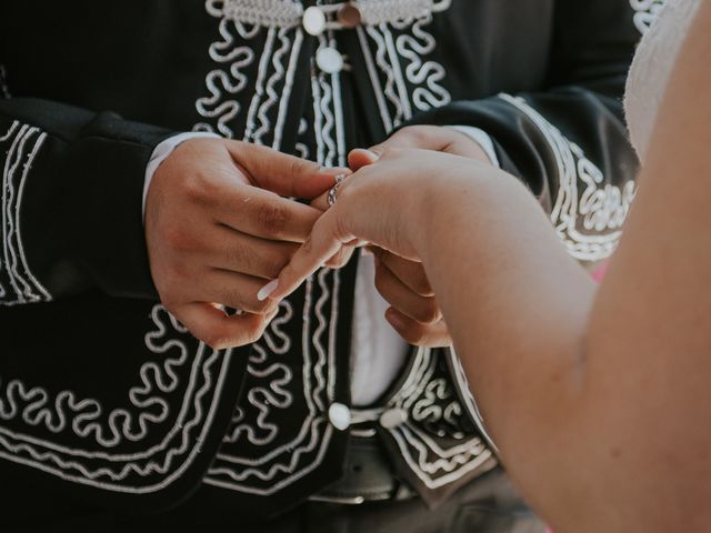 La boda de Alberto y Diana en Soyaniquilpan de Juárez, Estado México 55