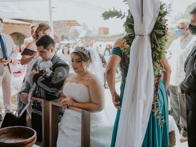La boda de Alberto y Diana en Soyaniquilpan de Juárez, Estado México 58