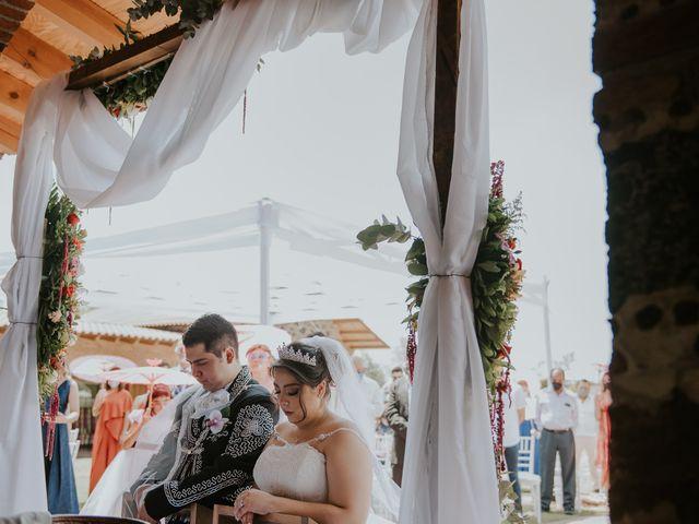 La boda de Alberto y Diana en Soyaniquilpan de Juárez, Estado México 59