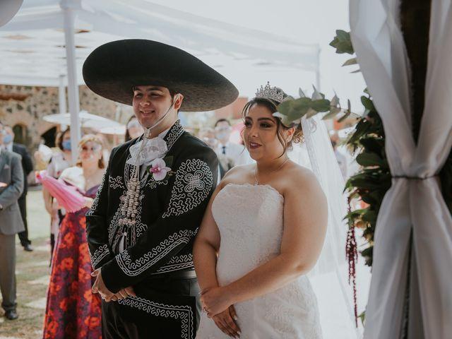 La boda de Alberto y Diana en Soyaniquilpan de Juárez, Estado México 60