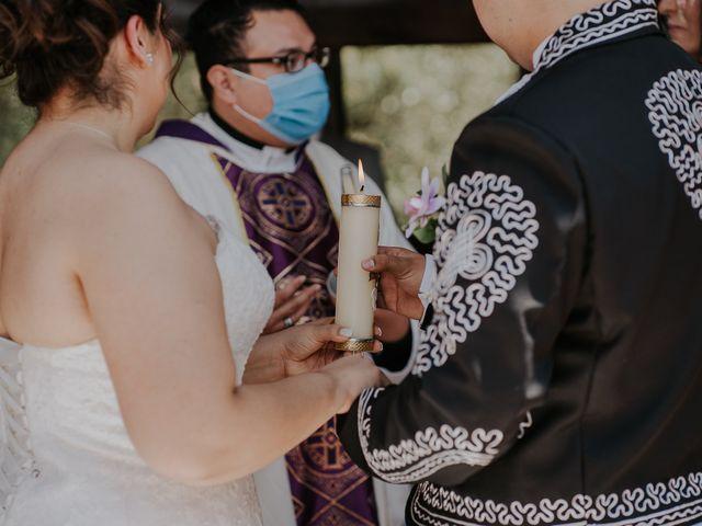 La boda de Alberto y Diana en Soyaniquilpan de Juárez, Estado México 62