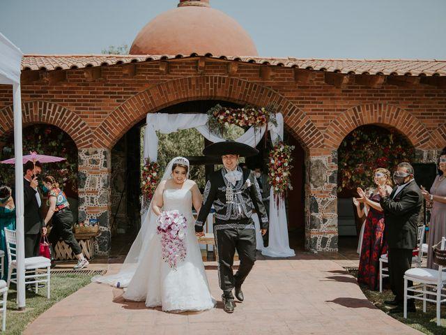 La boda de Alberto y Diana en Soyaniquilpan de Juárez, Estado México 65