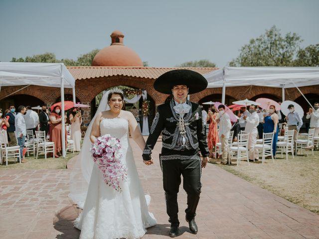 La boda de Alberto y Diana en Soyaniquilpan de Juárez, Estado México 66