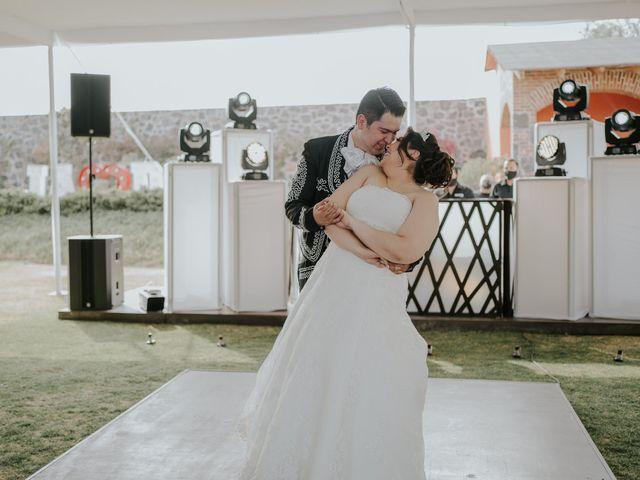 La boda de Alberto y Diana en Soyaniquilpan de Juárez, Estado México 83