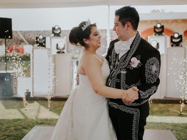 La boda de Alberto y Diana en Soyaniquilpan de Juárez, Estado México 85