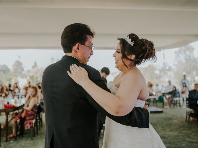 La boda de Alberto y Diana en Soyaniquilpan de Juárez, Estado México 86