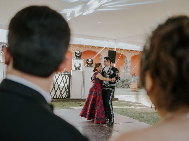 La boda de Alberto y Diana en Soyaniquilpan de Juárez, Estado México 89