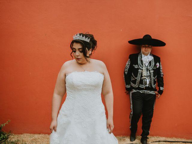 La boda de Alberto y Diana en Soyaniquilpan de Juárez, Estado México 91
