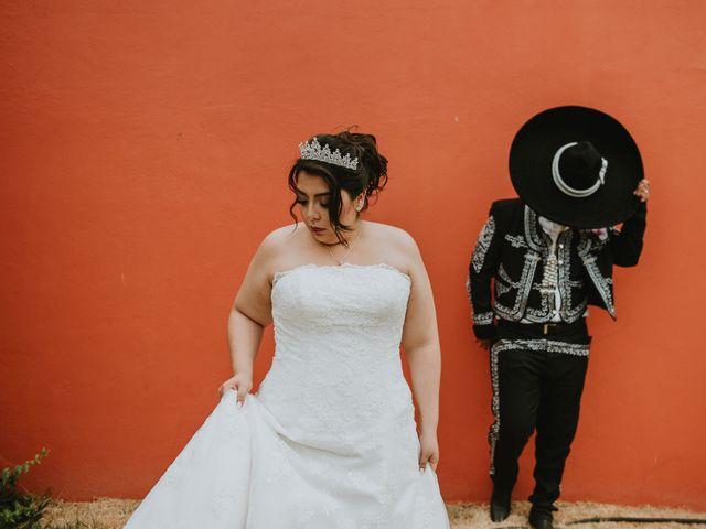 La boda de Alberto y Diana en Soyaniquilpan de Juárez, Estado México 92