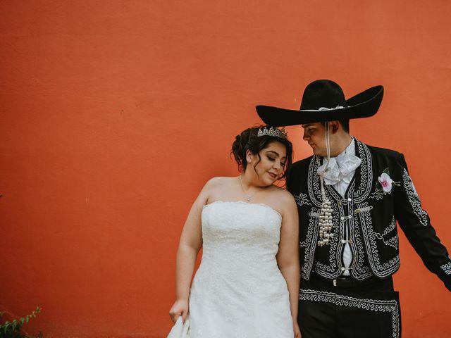 La boda de Alberto y Diana en Soyaniquilpan de Juárez, Estado México 93
