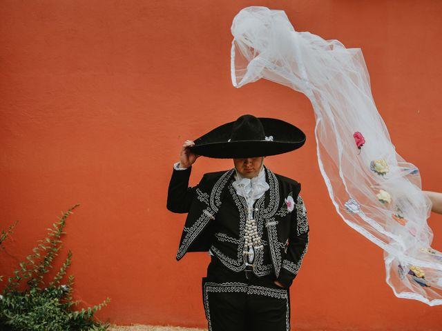 La boda de Alberto y Diana en Soyaniquilpan de Juárez, Estado México 94