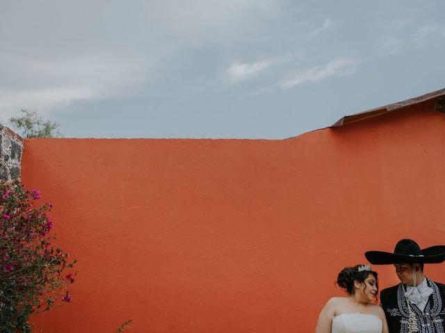 La boda de Alberto y Diana en Soyaniquilpan de Juárez, Estado México 95