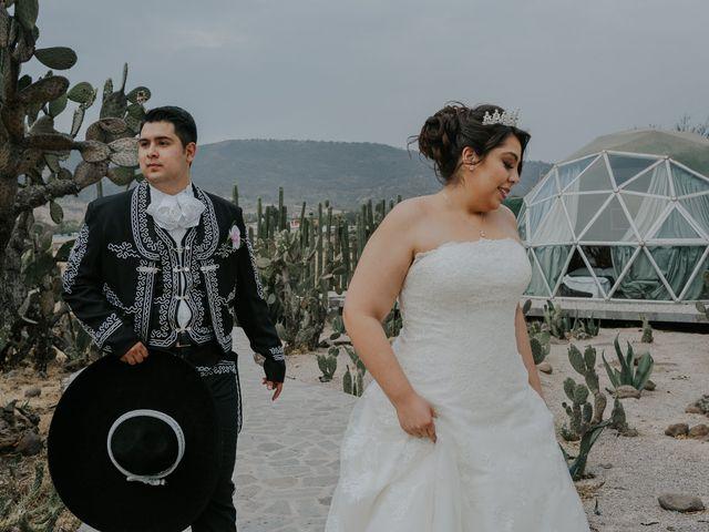 La boda de Alberto y Diana en Soyaniquilpan de Juárez, Estado México 99