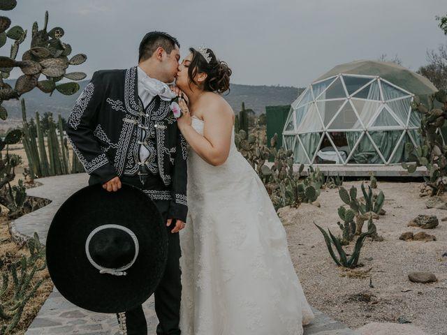 La boda de Alberto y Diana en Soyaniquilpan de Juárez, Estado México 100