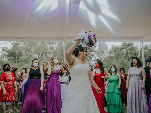 La boda de Alberto y Diana en Soyaniquilpan de Juárez, Estado México 102