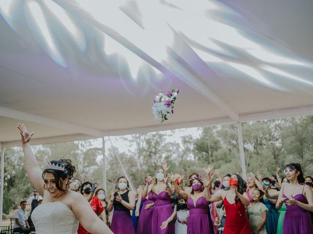 La boda de Alberto y Diana en Soyaniquilpan de Juárez, Estado México 103
